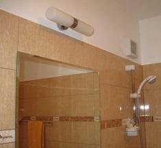Rozvody elektřiny v koupelně Praha