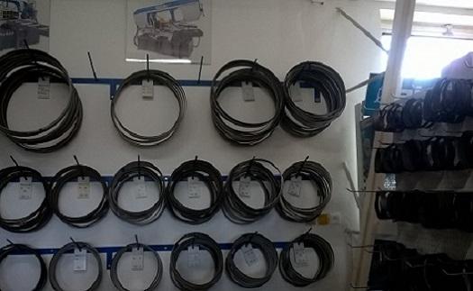 Servis a prodej pilových pásů