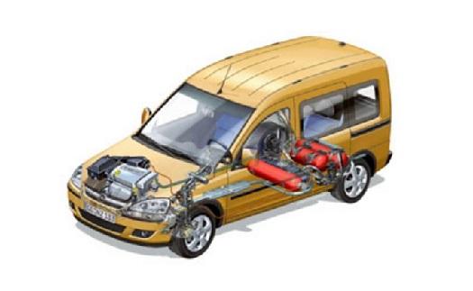 údržba vozů na CNG Rožnov, Frýdek