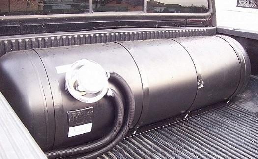 montáž vozů na LPG Rožnov, Frýdek