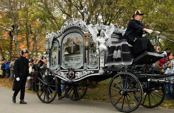 Pohřební služba Benešov
