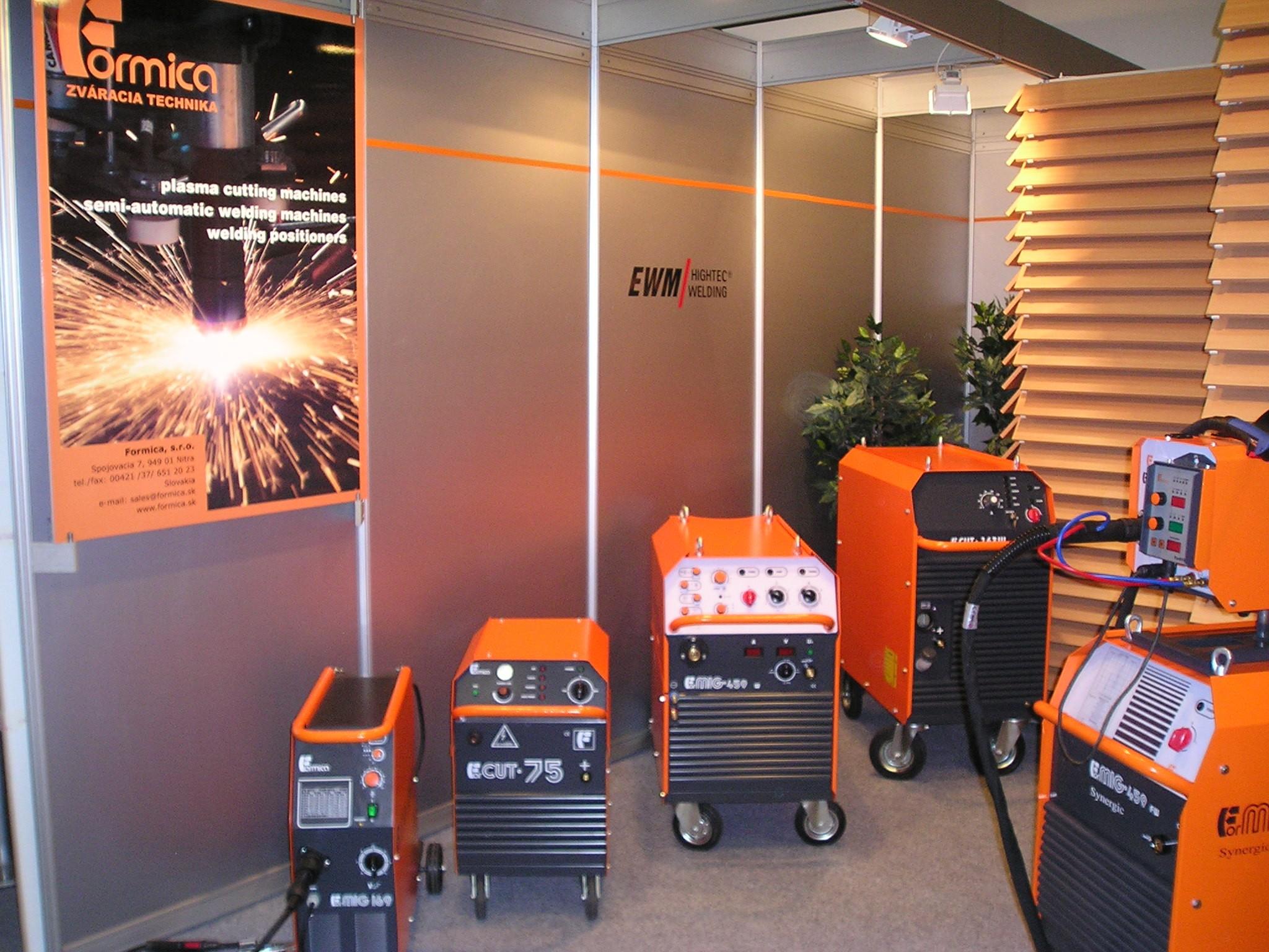 Prodej svářecí a řezací techniky Brno