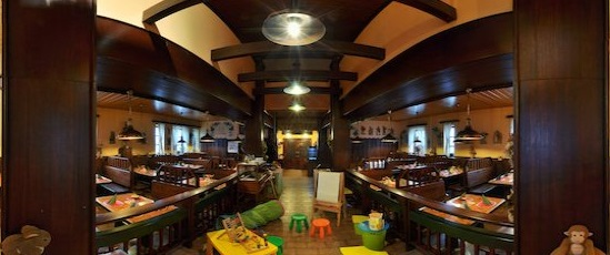 Restaurace - Pivovarský dvůr Chýně