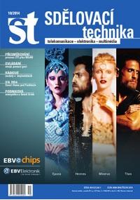 Časopis Sdělovací technika vám přináší novinky z oboru