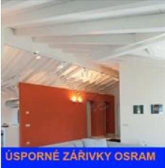 Úsporné zářivky Osram v e-shopu s úzkou specializací