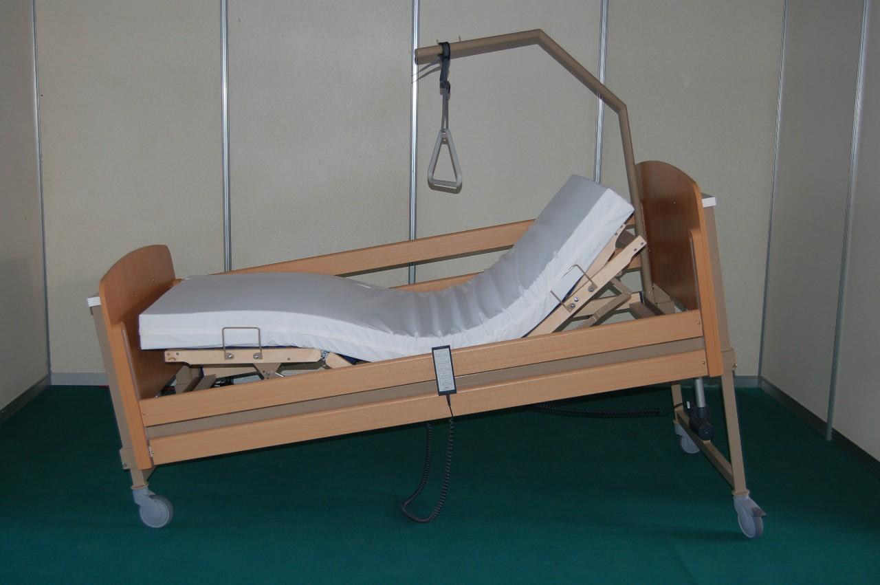 Polohovací postele pro seniory Klobouky u Brna