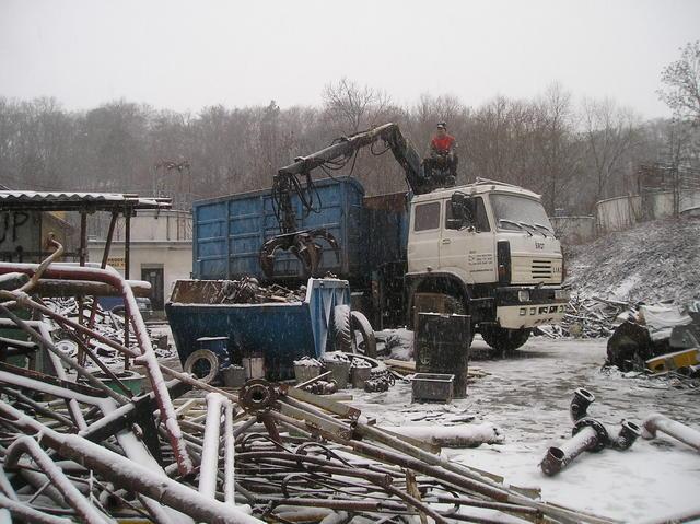 Sběr druhotných surovin Znojmo