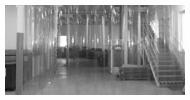 Lamelové clony pro průmyslové brány brno