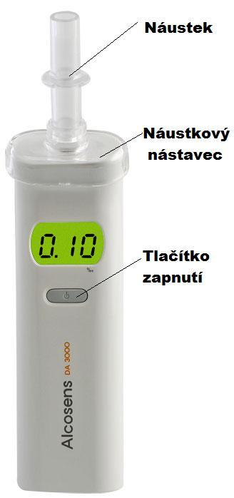 měření alkoholu v krvi testrem