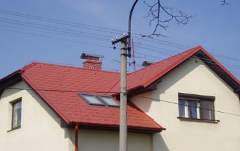 Tesař, rekonstrukce střech Ostrava
