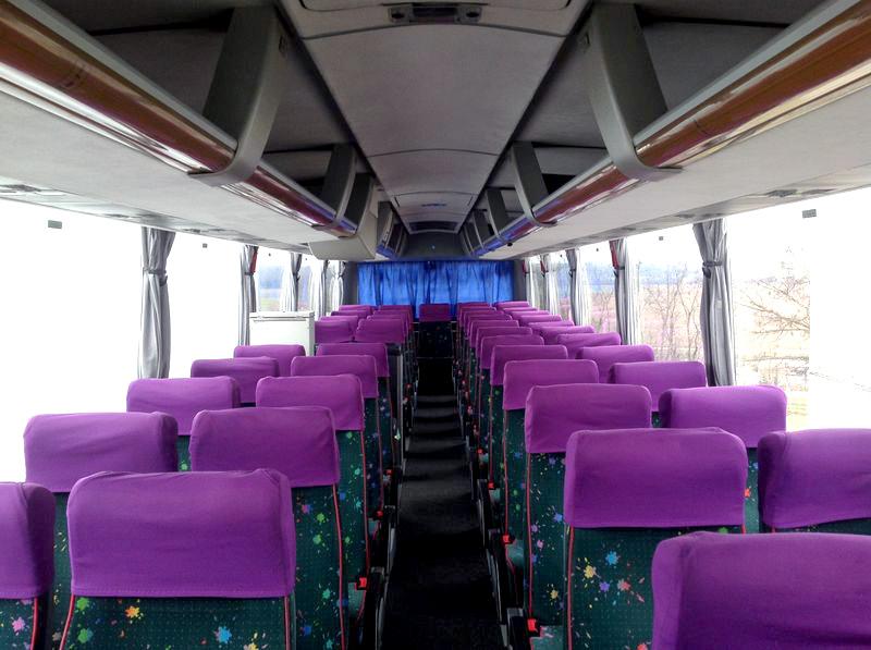 vozidlo pro přepravu osob
