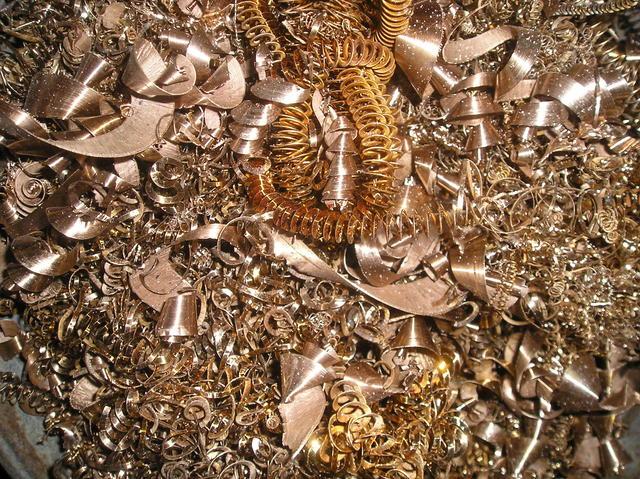 Výkup, zpracování železa, železného šrotu, kovových materiálů, kovošrot