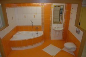 Provádíme rekonstrukce koupelen