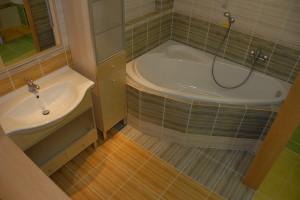 Poskytujeme kompletní služby při realizaci vaší nové koupelny