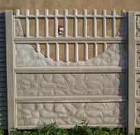 Stavba betonového plotu, betonový plot v prvotřídní kvalitě