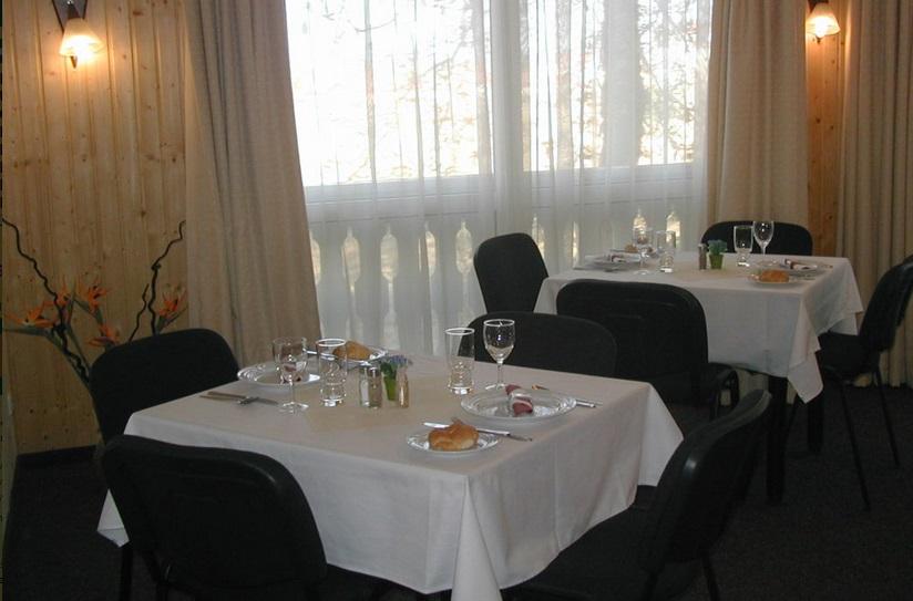 Resturace hotel Pratol