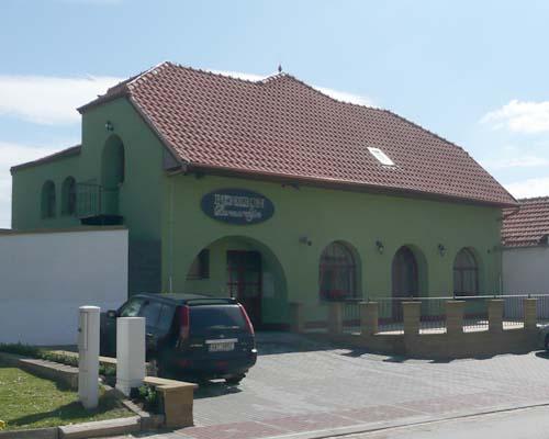 Ubytování v penzionu, Bořetice pro cykloturistiku i degustaci vín