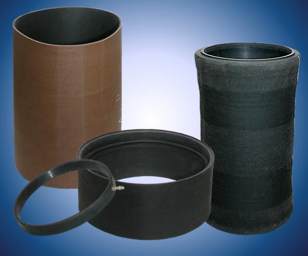Výroba konfekčných membrán pre stroje na výrobu pneumatík