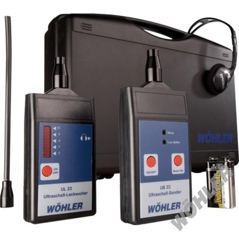 Měřící technika-detekce plynů