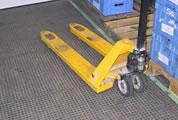 Heavy-duty, anti-slip industrial floors, the Czech Republic