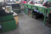 Sale, repair, installation - industrial floors, the Czech Republic