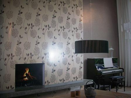 Dodávka a realizace dekorativních tapet do interiérů