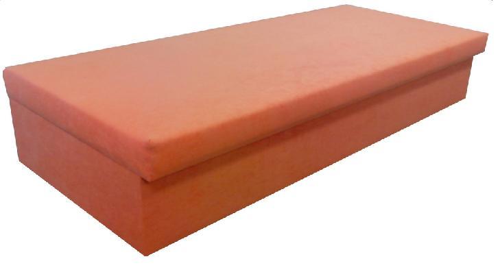 Čalouněná válenda oranžová