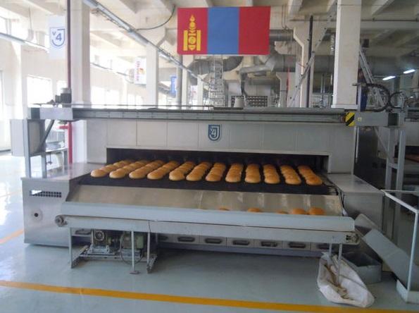 Výrobní linky pro výrobu chleba