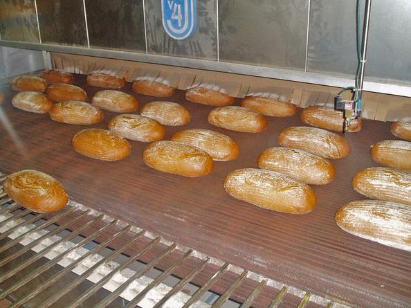 Výroba volně sázeného chleba