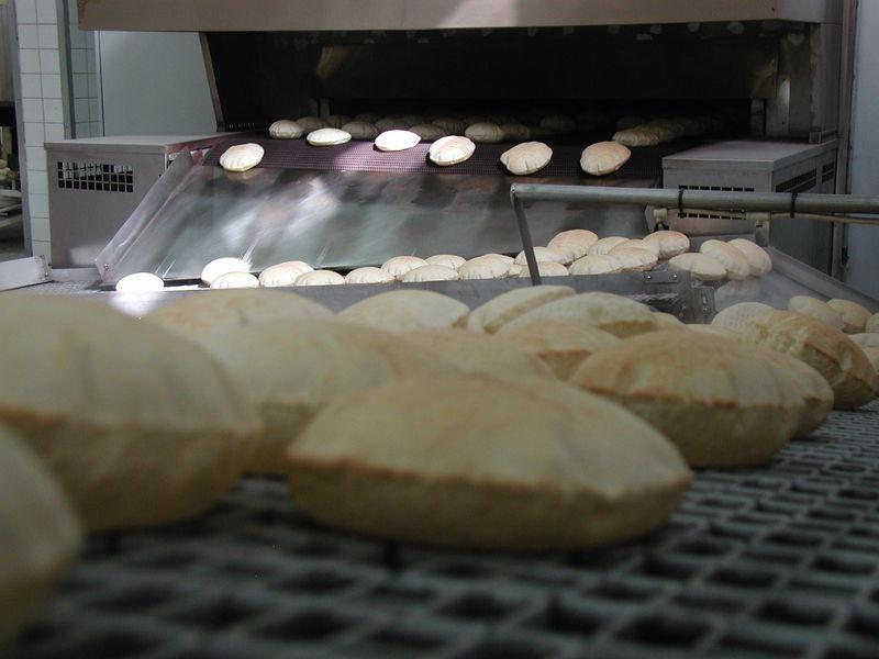 Pita chleba jednoduše a snadno