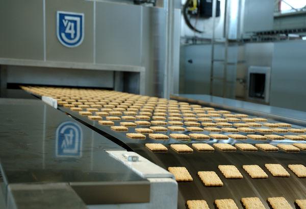Výrobní linky na výrobu perníku a sušenek vám usnadní práci