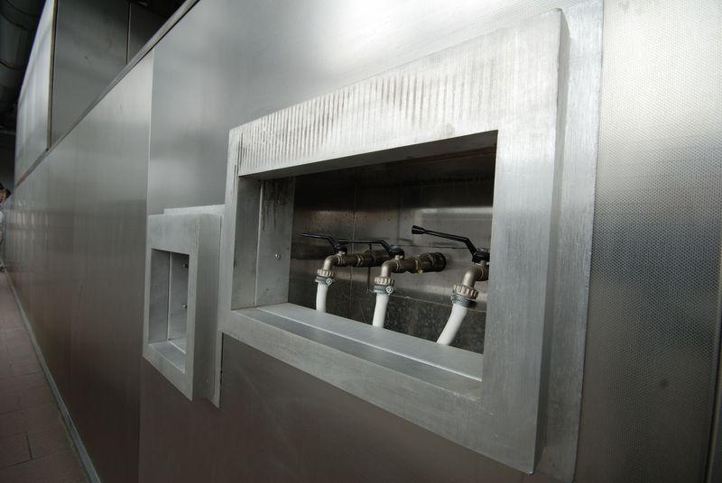 Cyklotermické tunelové pásové pece