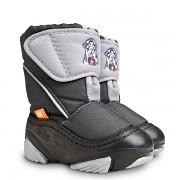 Detské zimné topánky, topánočky - snehule Demar