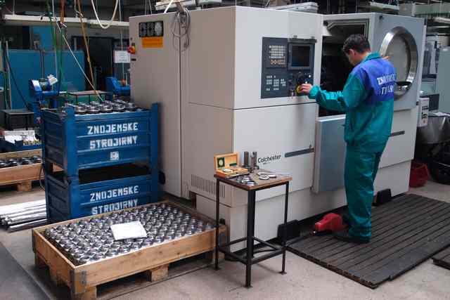 CNC soustružení