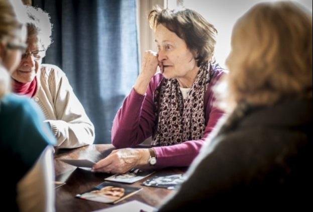 Praha péče pro seniory s poruchou komunikace