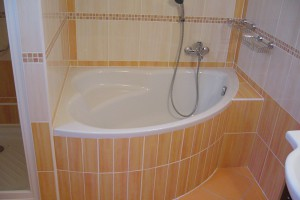 Realizace nových koupelen