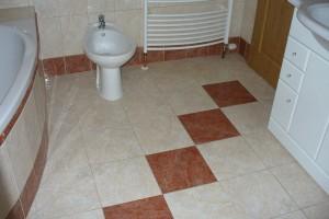 Ukázka naší realizace nové koupelny