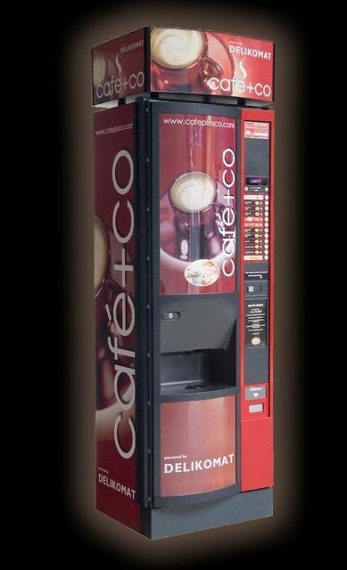 Nápojový automat LUCE H6