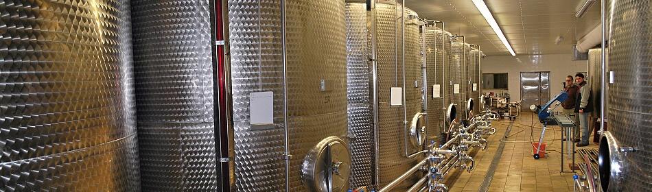 Technika pro výrobu vín Hodonín