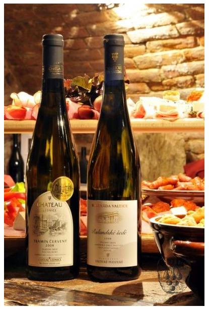 Vína jako dárek z Vinařství LEDNICE ANNOVINO