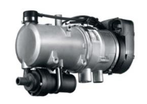 Teplovzdušné nebo teplovodní topení - co je lepší pro Váš nákladní automobil?