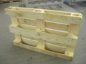 dřevěné přepravní obaly
