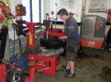 Přezouvání pneumatik Břeclav