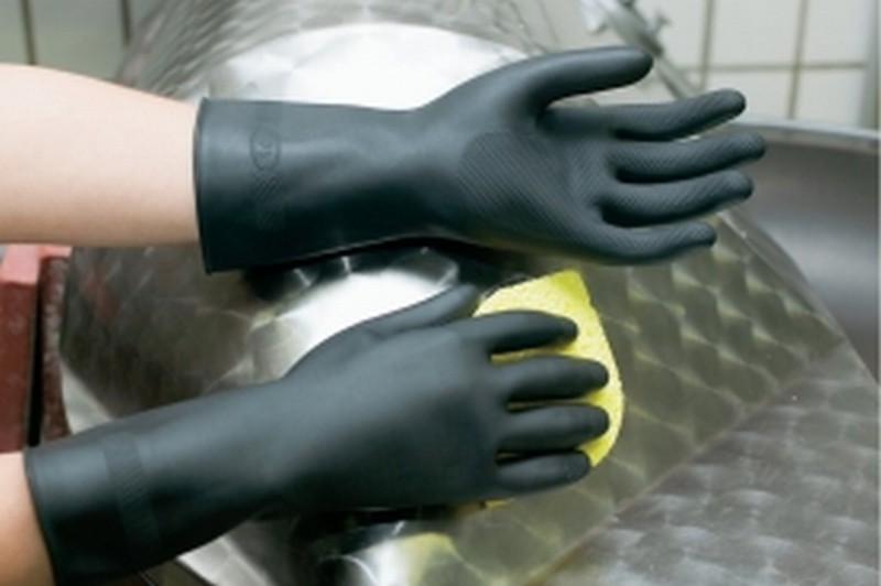 Gumové rukavice, rohože i termofory na jednom místě (Liberec)