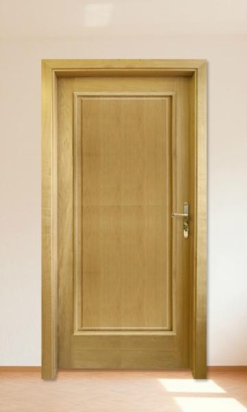 Plné interiérové dveře