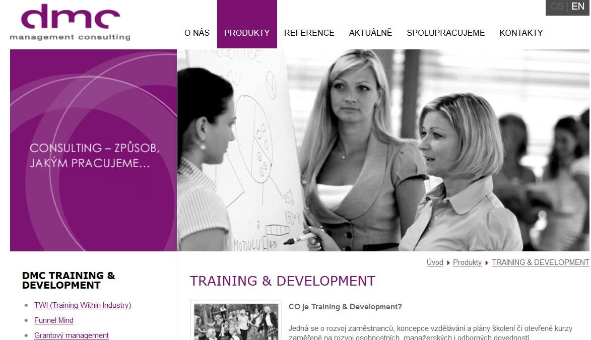 Rozvoj zamestnancov je kľúčový pre budúcnosť každej firmy, Ostrava a Praha