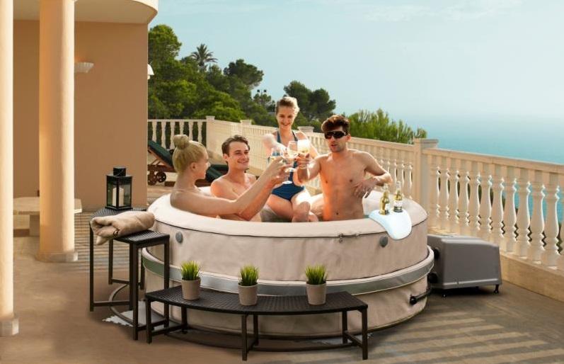 Bazény a mobilní vířivky pro relaxaci i sportovní vyžití Děčín