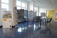 vzorková prodejna vrat a bran Olomouc