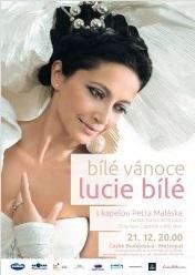 Lucie Bílá - koncertní turné Bílé Vánoce
