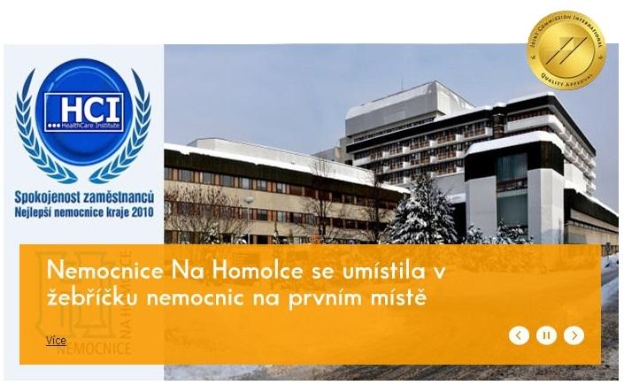 JUNIOR program pro děti - Nemocnice Na Homolce Praha - specializovaná péče pro děti do 19-ti let věku